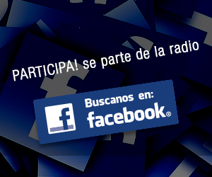 Estamos en facebook 300x250